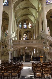 Paris - Saint-Etienne-du-Mont