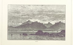 """British Library digitised image from page 82 of """"Scottish Pictures, drawn with pen and pencil, etc"""""""