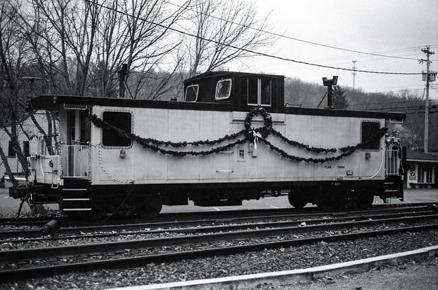 Christmas Caboose
