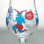 ベルギービール大好き!!【デュベルの専用グラス】(管理人所有 )