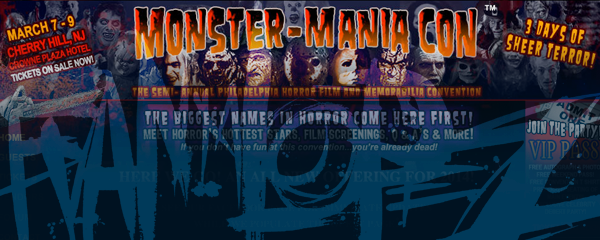 I will be at the Monster Mania 2014 Convention in Cherry Hill this March! Come by my booth for prints and lots of extras!