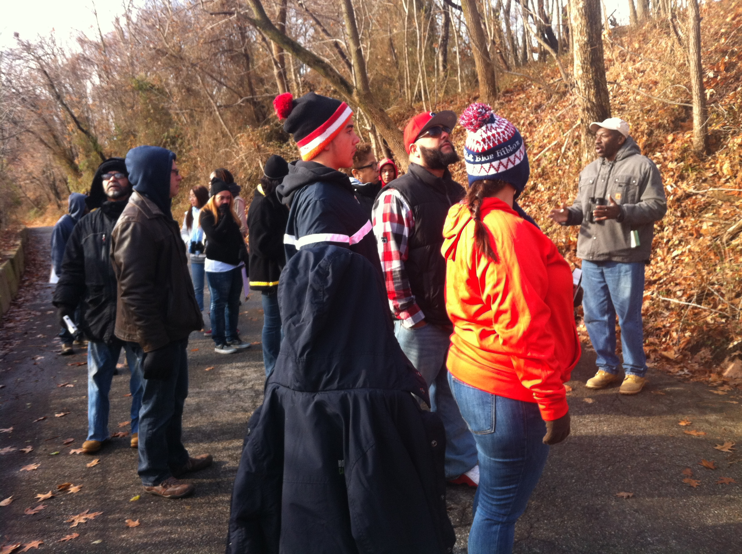 "Birding in TCP: A ""warm up"" for the Christmas Bird Count"