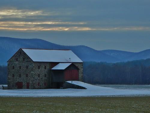 sunset barn montoursvillepa bobgray2750