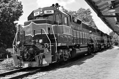 Western Maryland Railway Museum, Union Bridge, Maryland