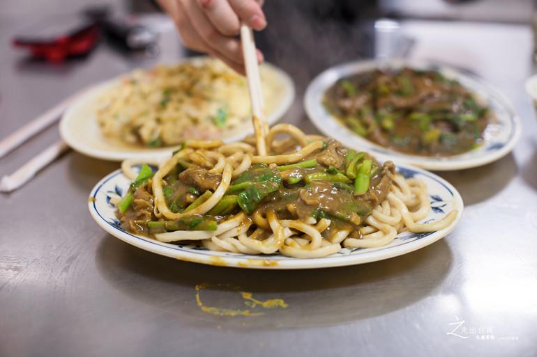 台南私藏景點--基隆三德沙茶牛羊肉店 (4)