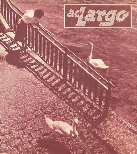 Ao Largo, Nº 198, Abril 1957 - capa