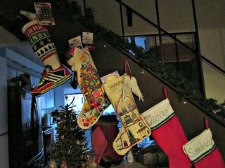 Santa's been here!