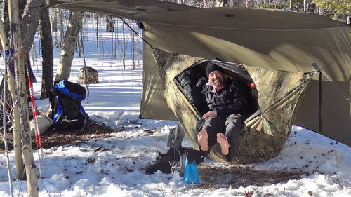 you unzip the zipper and poke the hammock lines out each end and then hang your hammock normally  here u0027s a couple in use  a pictures worth 1000 words     blackbird with travel sock  rh   hammockforums