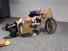 Fr, 27.12.13 - 18:56 - Bike Verpacken - wird so nicht angenommen