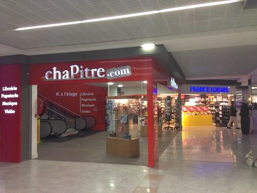 Chapitre.com, Nancy, Centre Saint-Sébastien