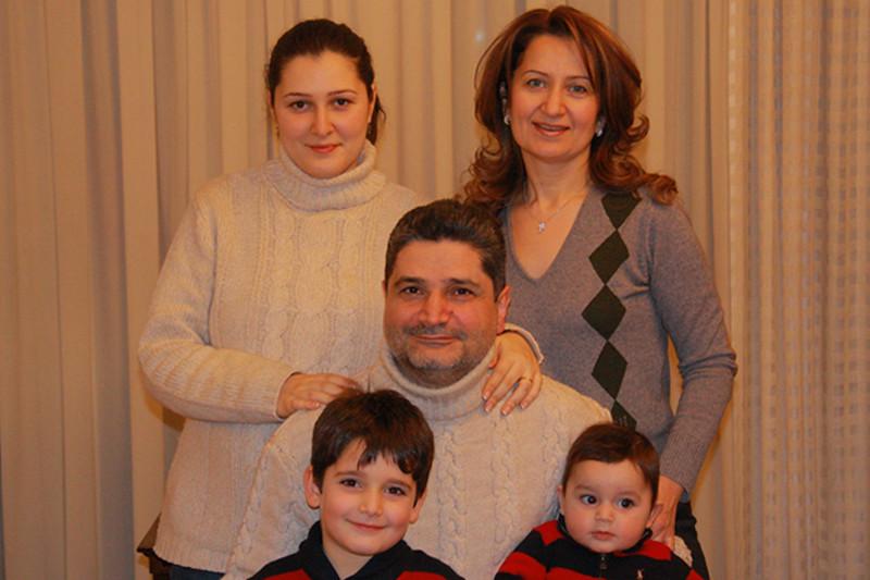 Знакомство С Армянкой Семьей