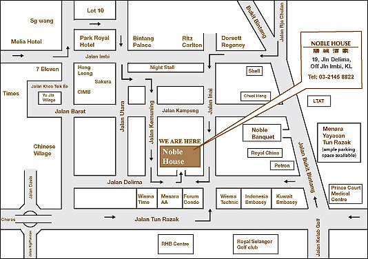 noble_house_jalan delima - map address