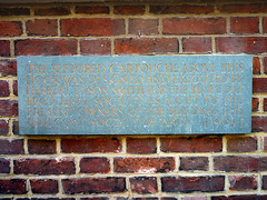 Photo of Stone plaque number 30415