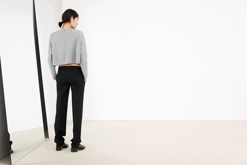 pantalón masculino mujer zara