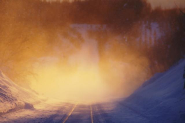 夕照列車2