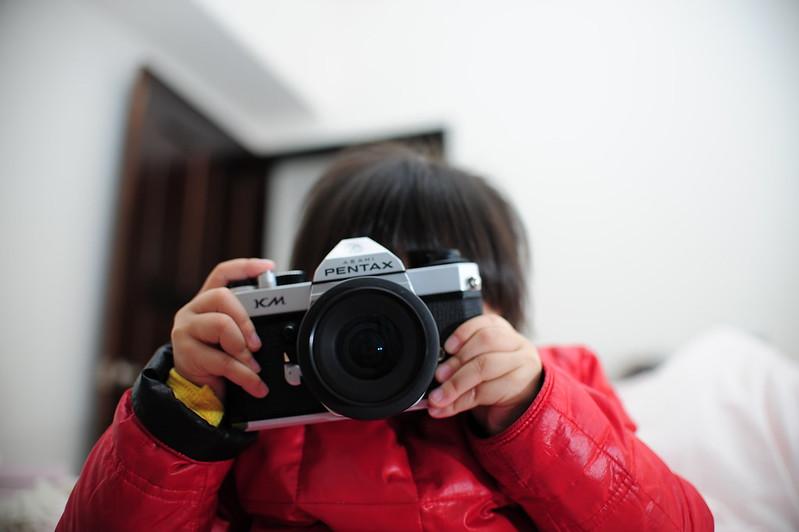 送給愛女的第一台單眼相機(當年的公主長大了)