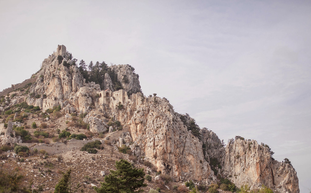 Northern Cyprus | Kyrenian Mountain