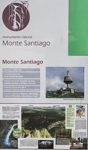 Monte Santiago
