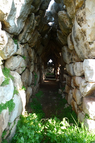 Ancient Tiryns - Near Nafplio, Greece