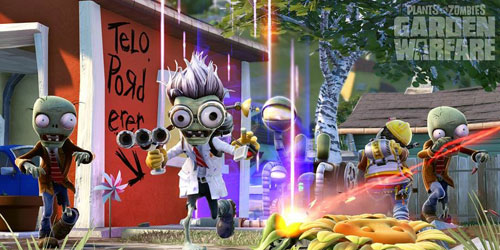 Sponsored Video: Plants vs Zombies: Garden Warfare review