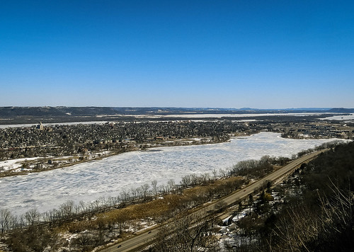 weather minnesota landscape scenery day view scenic clear winona clearsky snowcovered pwwinter