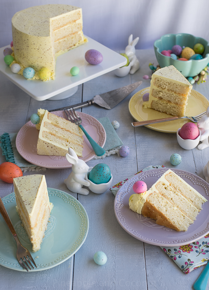13296292544 3513c04b3e o Easter Coconut Lemon Cake