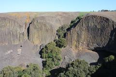 Coal Canyon Cliffs, Table Mountain 2014