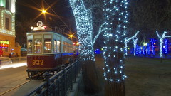 Moscow museum tram Bf