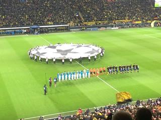 Borussia Dortmund - FC Zenit St. Petersburg