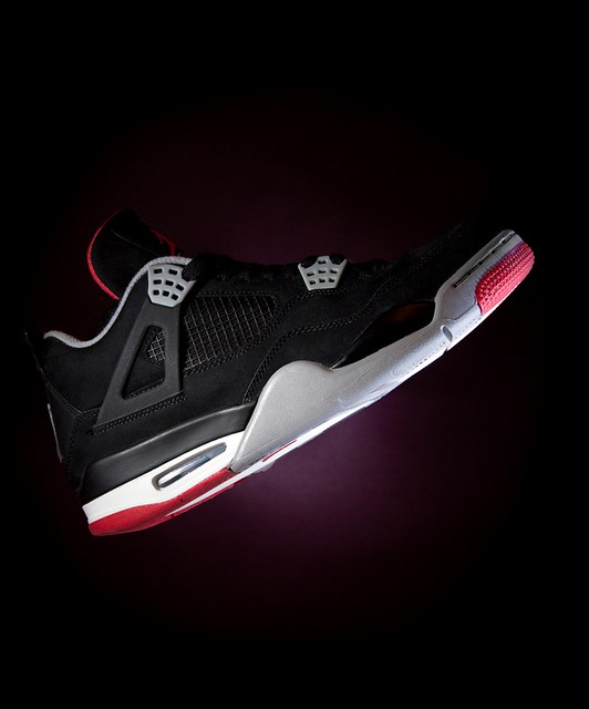 Medium Gray Nike Shoes