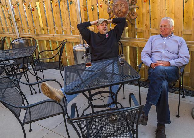 Dad & Todd