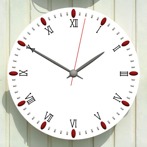 an image of clock Animatable Clock V1.0