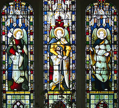 St Gabriel, St Michael and St Raphael
