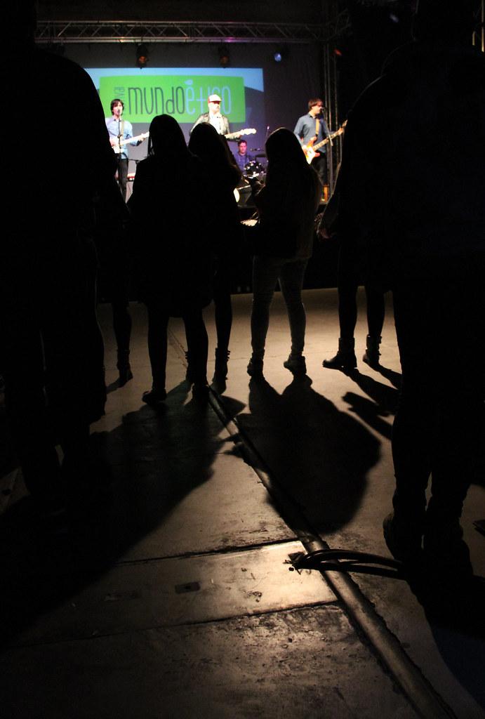 ROB DELION EN EL FESTIVAL MUNDO ÉTICO 2014