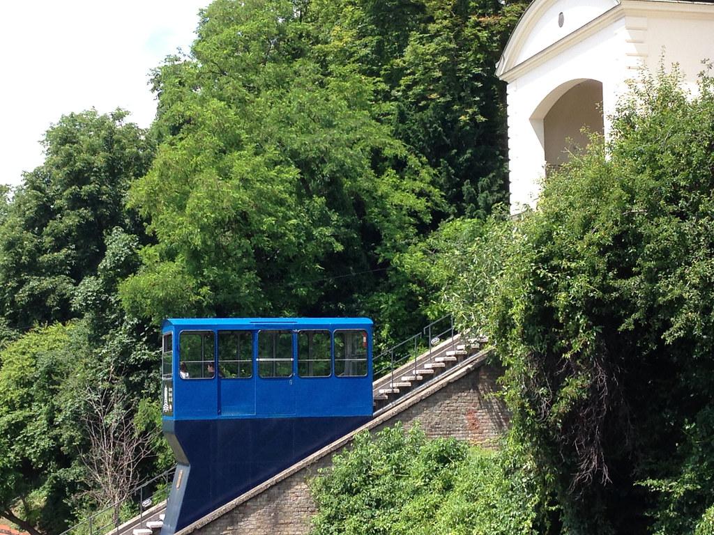 Zagreb Funicular - 2