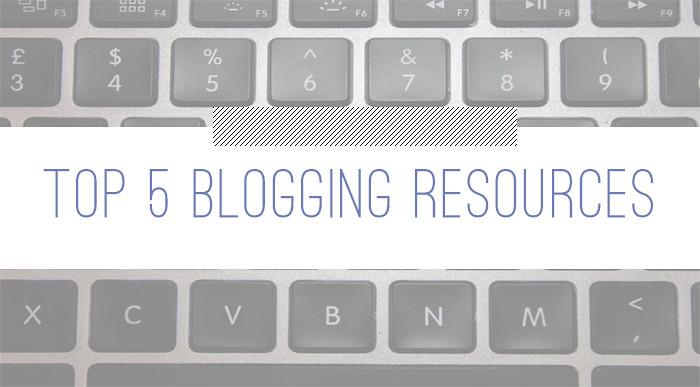 Top 5 Blogging Resources, HTML, CSS, Blogger, Social Media