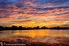 Sunset from Diyawanna Lake