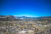 High atop Durango