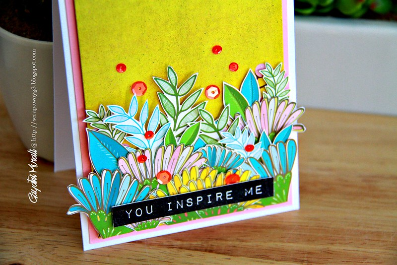 You inspire me closeup!