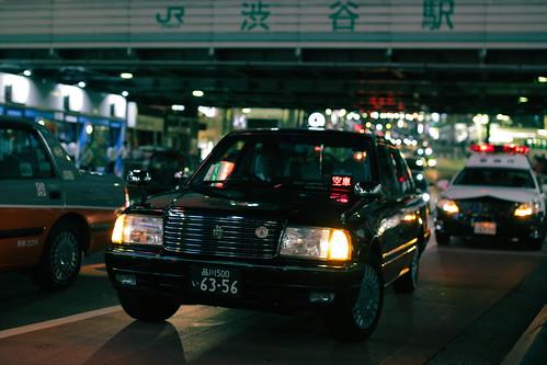 Friday Night Taxi