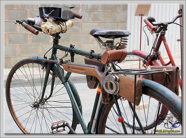 3 Exposición de bicicletas antiguas