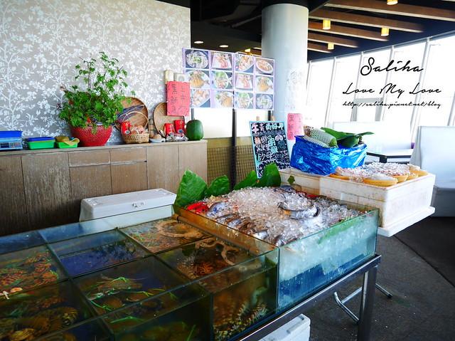 桃園航空港360度旋轉餐廳 (2)