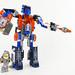 Lance's Mecha Knight LEGO Nexo Knights 70312 Alternate MOC