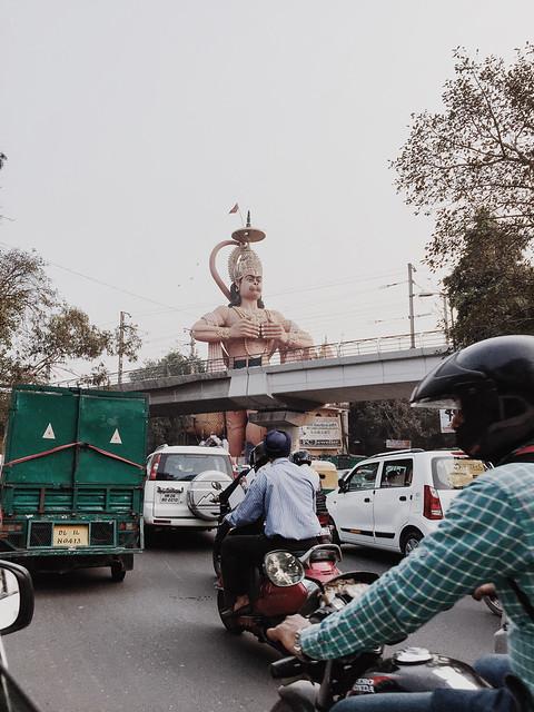 Hanuman, hinduistische Gottheit