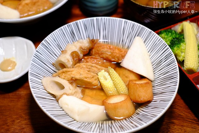 初色 弁当 関東煮 (24)