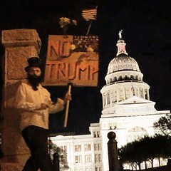 #noTrump Texas Capitol