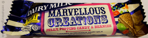 Cadbury Marvelous Creations – Jelly, Popping Candy and Beanies