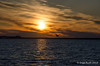 Mackinac Island -  British Landing Sunset