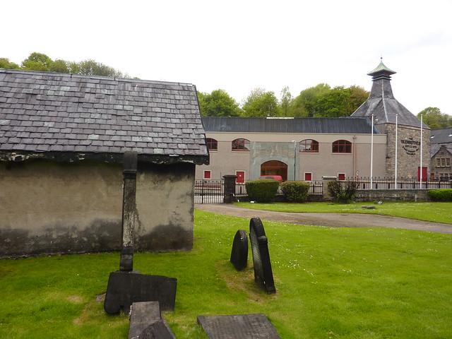 Rothes Cemetery & Glenrothes Distillery