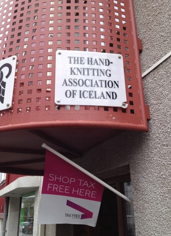 The Handknitting Association of Iceland